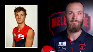 Max gawn is a professional australian rules footballer playing for the melbourne football club in the australian football league. How Max Gawn Went From Class Clown To Melbourne Captain Tell My Sport