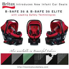 britax pleases us again with the launch of two new infant car sets b safe 35 and b safe 35 elite