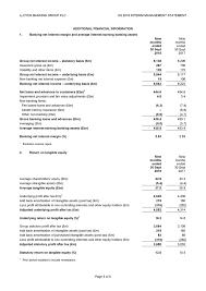 Lloyds Banking Group Plc Q3 Interim Management Statement