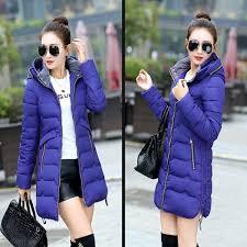 jacket women 2017 new plus size winter coat women hooded parka female jackets overcoat casaco feminino