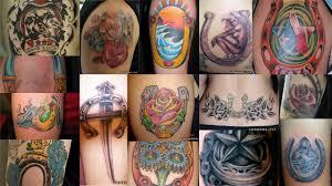 значение тату подкова клуб татуировки фото тату значения эскизы