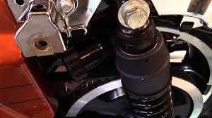 Harley Davidson Air Suspension Chart Manual Adjust Harley Davidson Street Glide Touring Rear Suspension Biker Podcast