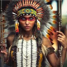 american indian makeup tutorial daily