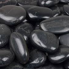 river stones for fireplaces
