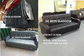 brand new clack sofa bed 3 seater