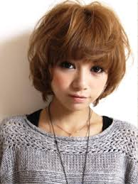 Korean Woman Short Hair Style emo and harajuku is a most model of japanese hairstyle simple 2435 by wearticles.com