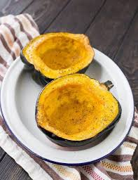 how to cook acorn squash two ways
