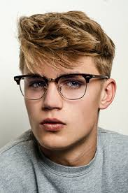 Mens Hairstyles With Glasses 997 Best Images About Dudes With Glasses On Pinterest Mens