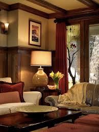 Interior Design Style: Arts and Craft/Craftsman/Mission living room   Characteristics: