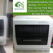 Máy rửa bát nhật bãi Panasonic đẹp giá rẻ nhất tại Hà Nội - Posts