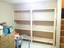 2x4 storage shelves storage shelves garage wall storage shelves luxury garage shelves wallpaper pictures storage shelf