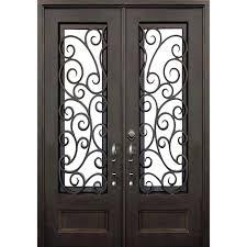 front door inserts