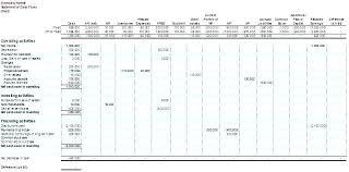 Excel Examples Xls Cash Flow Template Xls Surcreative Co