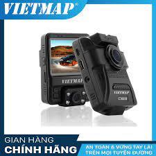 Camera Hành Trình Vietmap C63 ghi hình trước và trong xe