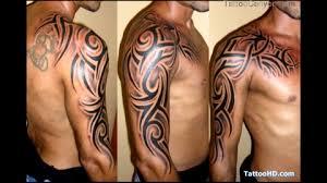 стиль тату трайбл татуировки в стиле трайбл на руке плече ноге