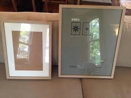 30x40 frame ikea 2 x picture photo s light wood and cm ikea 30 x 40 30x40 frame ikea