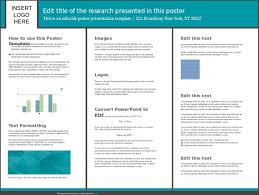 poster format powerpoint 10 powerpoint poster templates ppt free premium templates