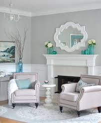 light grey paint colors25 Dreamy Blue Paint Color Choices  Pretty Handy Girl