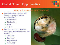 retail marketing strategy ppt global growth opportunities