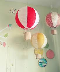 Diy Paper Lanterns The Joyeful Journey Diy Paper Lantern Hot Air Balloons