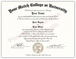 fake bachelor degree fake usa college and university diplomas transcripts