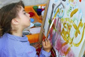 painting for kids has been a