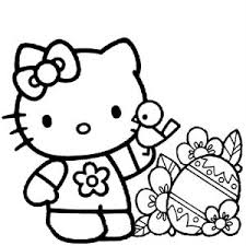 Hello Kitty Nurse Coloring Page New Hello Kitty Letter E Coloring