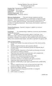 Residential Counselor Resume Free Resume Example And Writing