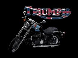 72 triumph motorcycle wallpaper on