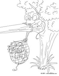 Small Picture The lion and the mouse coloring pages Hellokidscom