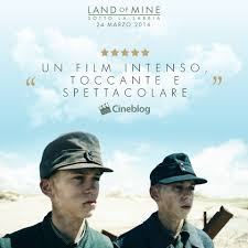 Land of mine - Il film - Home