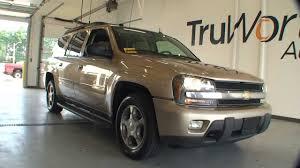 2005 Chevrolet Trailblazer EXT - 3rd Row Seating - TruWorth Auto ...