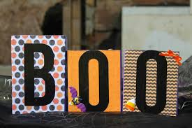 Indoor halloween decorating ideas Fireplace Need Some Indoor Halloween Decorating Ideas Make This Halloween Boo Block Diy Youll Have Decor That Can Be Used Year After Year With This Simple And Fun Festival Collections Halloween Boo Blocks Diy indoor Halloween Decorating Idea Hello
