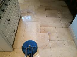 Limestone Kitchen Floor Limestone Kitchen Floor Refinished Near Staines Berkshire Tile