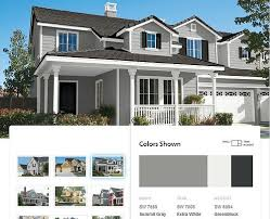 Possible Exterior Paint Colors | It's Great To Be Home | Flickr