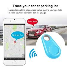 Dadiku New <b>Smart Bluetooth Tracer GPS</b> Locator Tag Alarm Wallet ...