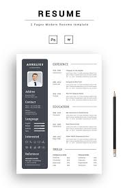 Modern Resume Skills Section Aurelius Accounts Officer Resume Template 68262 Design