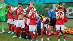 Christian Eriksen collapses: Football news 2021, Denmark vs Finland, BBC  apologises, video - Planet Concerns