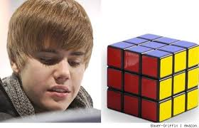 Small Picture Justin Bieber Solves A Rubiks Cube in One Minute and 23 Seconds