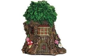 miniature dollhouse fairy garden leafy