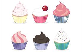 Free Cartoon Cup Cakes Download Free Clip Art Free Clip Art On