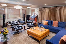 lighting in a room. A Well-conceived Lighting Control System Is An Important Element Of Home Movie Theater. From Strictly Performance Standpoint, The Light Sources Must Be In Room