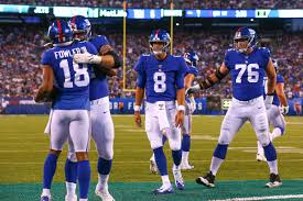 Ny Giants Qb Depth Chart The Giants Wr Corps Is A Big Reason To Be Patient With