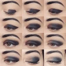 15 magnificent smokey eyes makeup tutorials