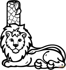 Coloring Pictures Of Letter L New Letter L Coloring Pages