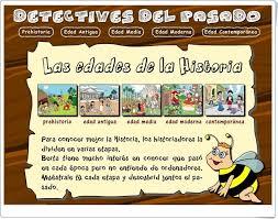 Paginas interactivas para preescolar : Detectives Del Pasado Actividades Interactivas Y Juegos De Historia De Primaria Actividades Interactivas Estrategias De Ensenanza Aprendizaje Actividades