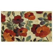 mohawk kitchen rugs home august garden fl rug washable mohawk kitchen rugs