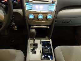 AccentGlowLED – Toyota Camry 2007-2011 Center Console Custom LED ...