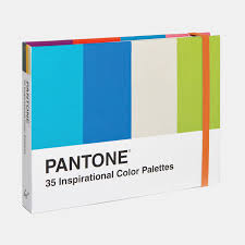 Pantone\u0027s Colors For Your Every Mood Book