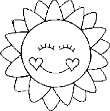Small Picture sun coloring pages Coloring pages for kids